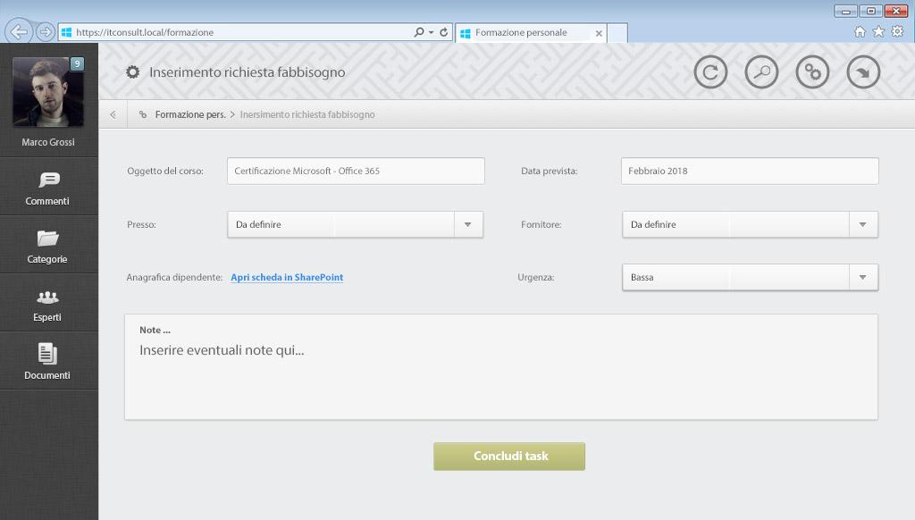 Formazione personale automatizzata con josh - IT Consult