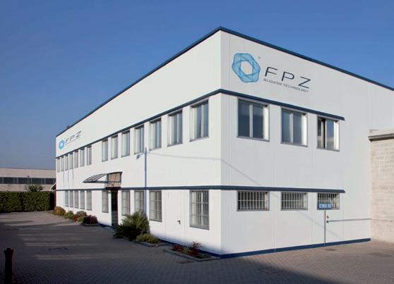 Sede azienda FPZ