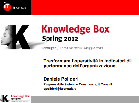 KBox - Daniele Polidori