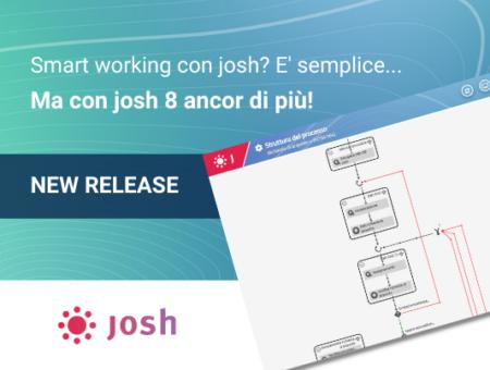 josh 8 new release