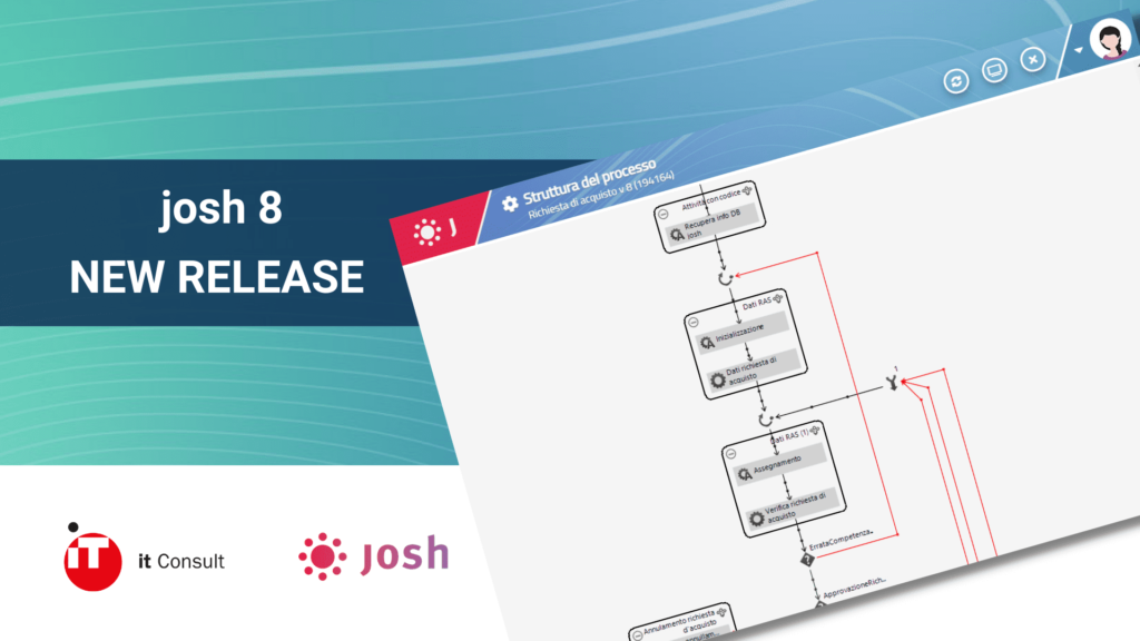 josh 8 - new release